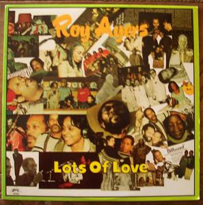 ROY AYERS - Lots of love - LP x 2