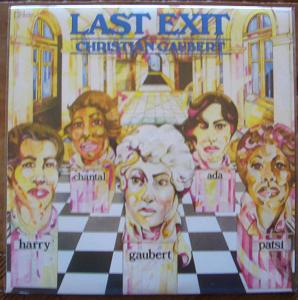 CHRISTIAN GAUBERT - Last exit - LP