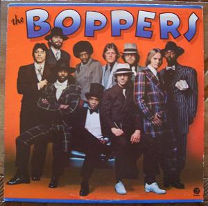 THE BOPPERS - Same - LP