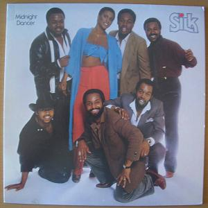 SILK - Midnight dancer - LP
