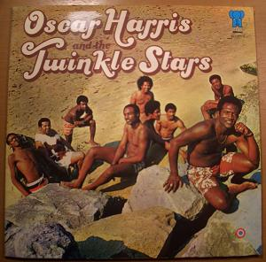OSCAR HARRIS AND THE TWINKLE STARS - Same - LP
