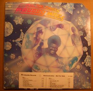 BUDDY MILES - All the faces - LP