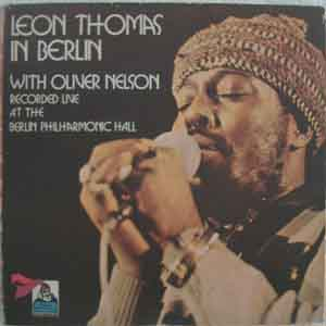 LEON THOMAS - Live in Berlin - LP