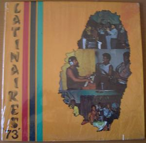 THE LATINAIRES ORCHESTRA - Latinaires super sound - LP