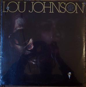 LOU JOHNSON - With you in mind - LP