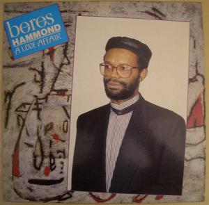 BERES HAMMOND - A love affair - 33T