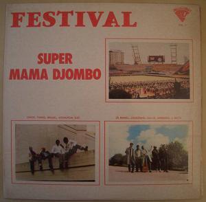 SUPER MAMA DJOMBO - Festival - LP