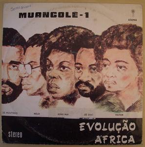 EVOLUCAO AFRICA - Muangole - 33T