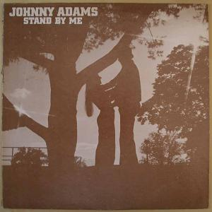 JOHNNY ADAMS - Stand by me - LP