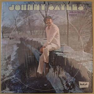 JOHNNY SAYLES - Man on the inside - LP