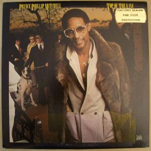 PRINCE PHILLIP MITCHELL - Top of the line - LP