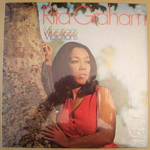 RITA GRAHAM - Vibrations - LP