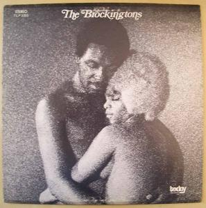 THE BROCKINGTONS - Same - LP