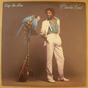 CHARLES VEAL - Only the best - 33T