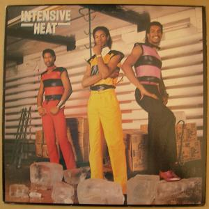 INTENSIVE HEAT - Same - LP
