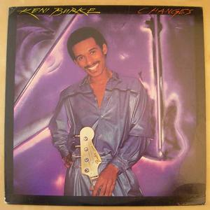 KENI BURKE - Changes - LP