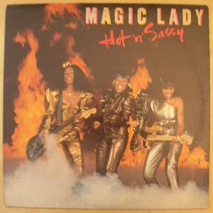 MAGIC LADY - Hot n Sassy - LP