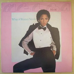 MELBA MOORE - What a woman needs - LP