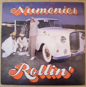 NUMONICS - Rollin' - 33T