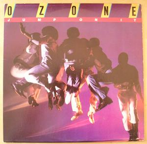 OZONE - Jump on it - LP