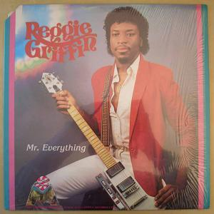 REGGIE GRIFFIN - Mr Everything - 33T
