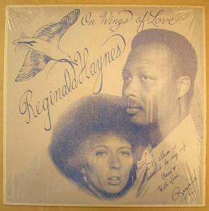 REGINALD HAYNES - On wings of love - 33T