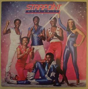 STARPOINT - Keep on it - LP