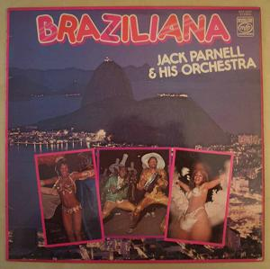 JACK PARNELL & HIS ORCHESTRA - Braziliana - LP