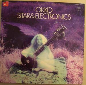 OKKO BEKKER - Sitar & electronics - 33T