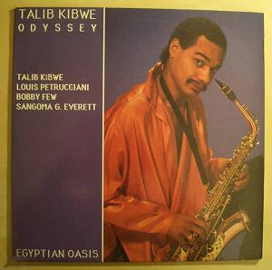 TALIB KIBWE ODYSSEY - Egyptian Oasis - LP