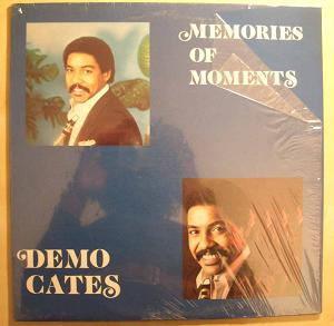DEMO CATES - Memories of moments - 33T
