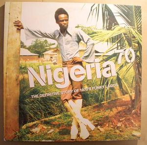 VARIOUS - Nigeria 70 - LP Box Set