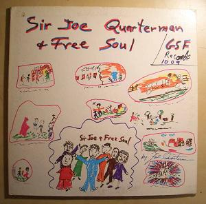 SIR JOE QUARTERMAN & FREE SOUL - Same - 33T