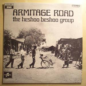 THE HESHOO BESHOO GROUP - Armitage road - LP