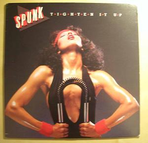 SPUNK - Tighten it up - LP