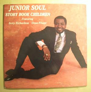 JUNIOR SOUL - Story book children - LP