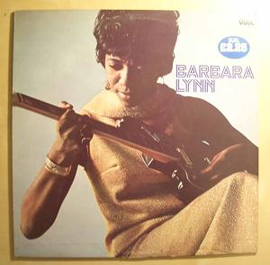 BARBARA LYNN - Here is - LP