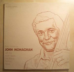 JOHN MONAGHAN - With the N.T.S.U. Lab Bands - LP