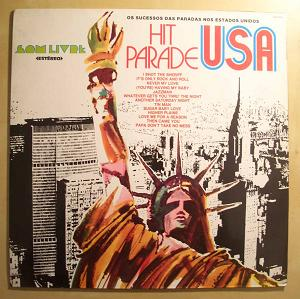 VARIOUS - Hit Parade USA - LP