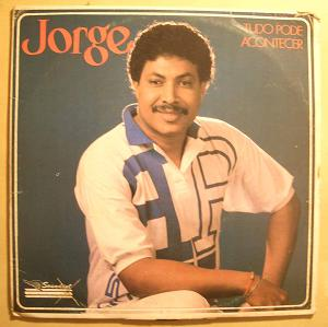 JORGE - Tudo pode acontecer - 7inch (SP)