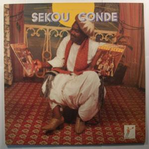 SEKOU CONDE - Same - LP