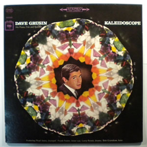 DAVE GRUSIN - Kaleidoscope - LP