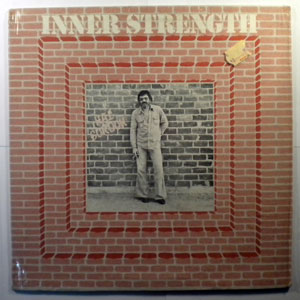 HAL GORDON - Inner Strength - LP