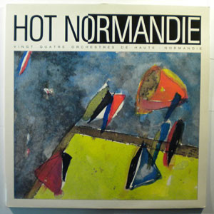 VARIOUS - Hot Normandie - LP