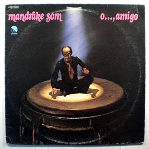 MANDRAKE SOM - O amigo - LP