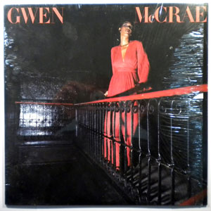 GWEN MCCRAE - Same - LP