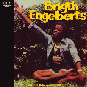 BRIGHT ENGELBERTS & THE B.E. MOVEMENT - Same - LP