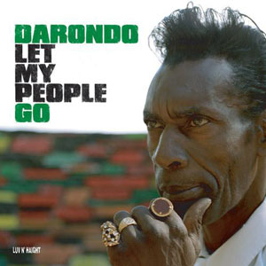 DARONDO - Let My People Go - LP