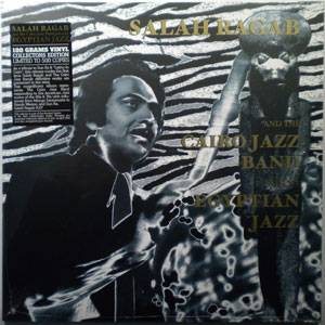 SALAH RAGAB & THE CAIRO JAZZ BAND - Present Egyptian Jazz - LP