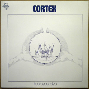 CORTEX - Troupeau Bleu - LP